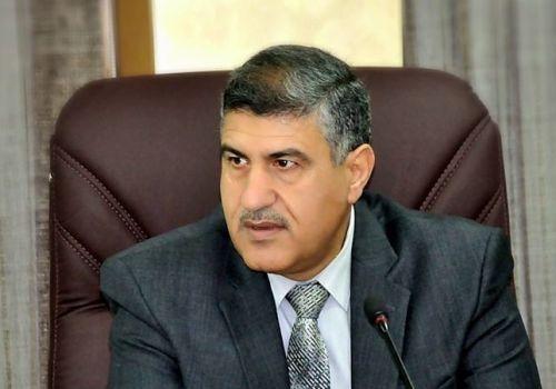 The president of Thi Qar University sponsors a scientific meeting
