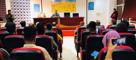 The Directorate of Civil Defense visits the Faculty of
