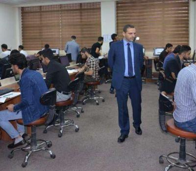 دائرة البحث والتطوير في وزارة التعليم تشارك بفعاليات اطلاق مسابقة