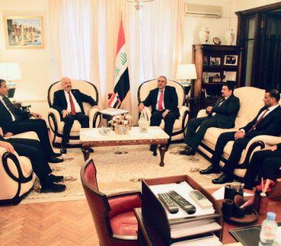 في لقاء له مع الطلبة العراقيين في روسيا، وزير التعليم