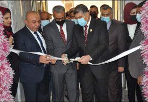 ممثلاً عن معالي وزير التعليم العالي والبحث العلمي رئيس جامعة ذي قار يحضر حفل جامعة العين