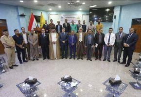 جامعة ذي قار تقيم ندوة علمية بعنوان أهوار جنوب العراق بين الاصالة والفلكلور