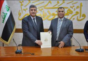 جامعة ذي قار تعقد إتفاقية تعاون علمي مع الجامعة الوطنية للعلوم والتكنولوجيا الأهلية