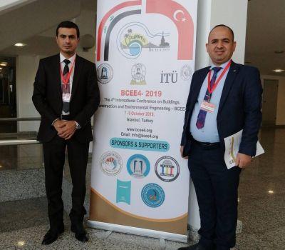 جامعة ذي قار تشارك في مؤتمر علمي دولي في اسطنبول