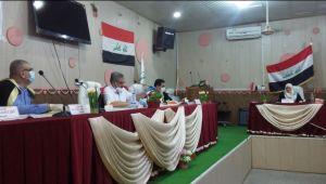 رسالة ماجستير بجامعة ذي قار تناقش ( الموقف الإيراني من الأحداث الداخلية في العراق