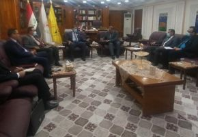 لجنة إستحداث جامعة الشطرة تعقد إجتماعها الثاني